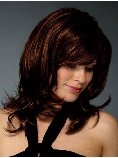 New Wavy Synthetic Wigs