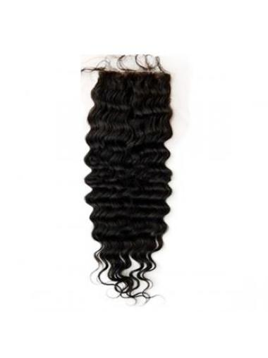 Lace Closure 4 X 4, Deep Wave