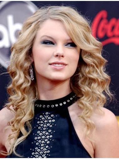 Taylor Swift Long Curly Wig
