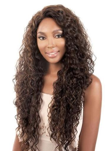 Durable Curly Synthetic Wigs for Black Women