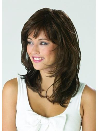 Hairstyles Wavy Monofilament Synthetic Wigs