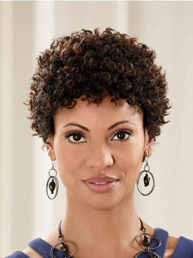 African American Texture Full Lace Wigs