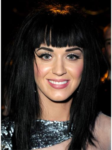 Katy Perry Wig Black