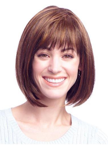 Straight Auburn Bobs Buy Wigs For Women