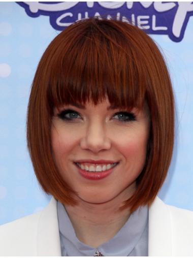 Great Straight Bobs Human Hair Wigs