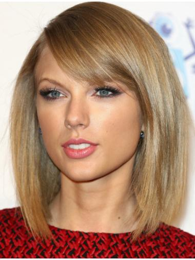 """Straight Synthetic Best 12"""" Taylor Swift Wigs"""