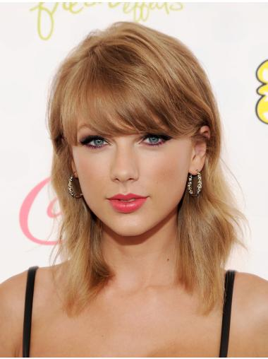 """Wavy Synthetic Top 14"""" Taylor Swift Wigs"""