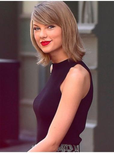 """Straight Synthetic Stylish 14"""" Taylor Swift Wigs"""