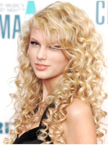 """Curly Remy Human Hair New 12"""" Taylor Swift Wigs"""