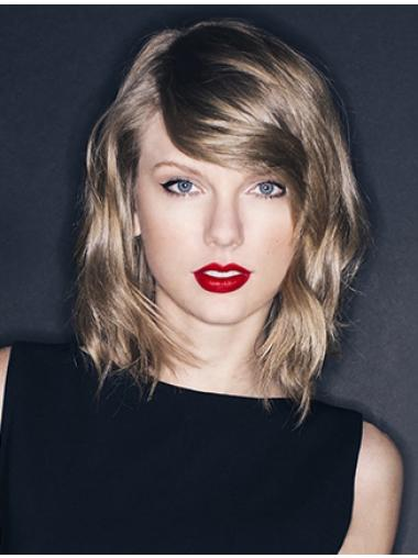 """Wavy Synthetic Ideal 12"""" Taylor Swift Wigs"""