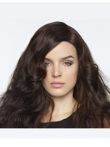 Cheapest Brown Monofilament Synthetic Wigs