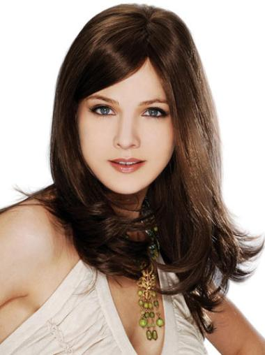 Long 100% Hand-tied Remy Human Hair Wigs