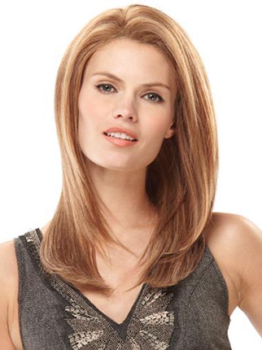 Monofilament Remy Human Hair Wigs