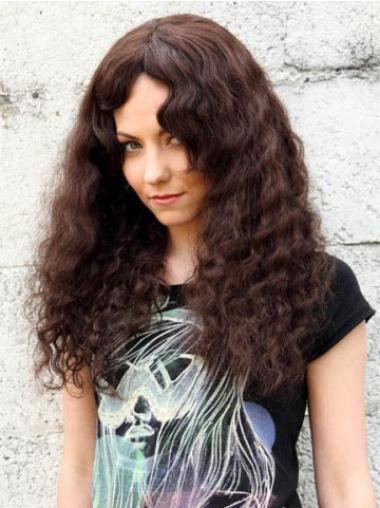 Human Hair Curly Wigs