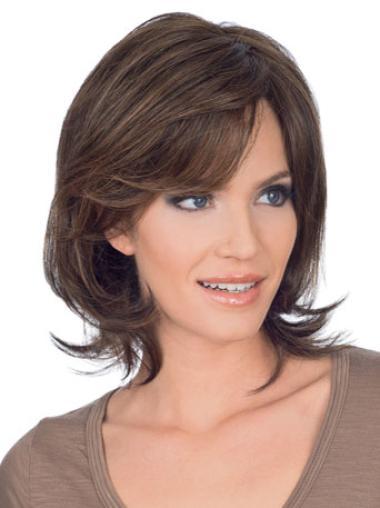 Women's Wigs Human Hair