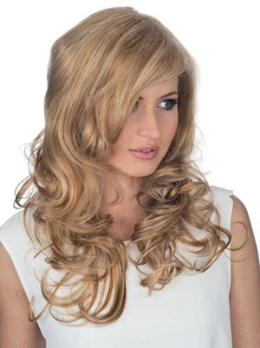 Long Curly Lace Front Human Hair Wigs