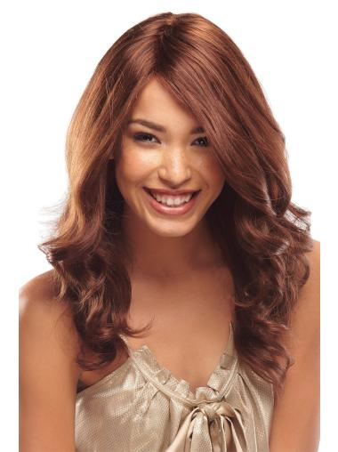 Long Wavy Monofilament Remy Human Hair Wigs