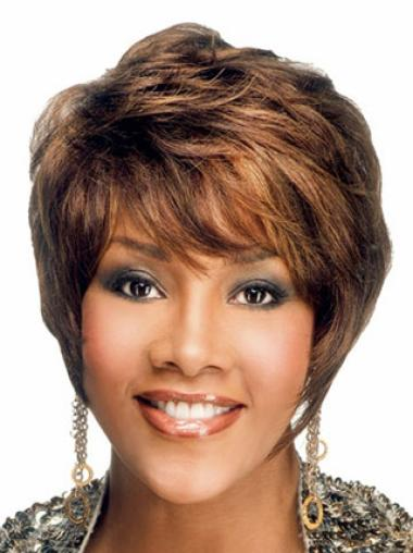 Remy Human Hair Wigs African Americans