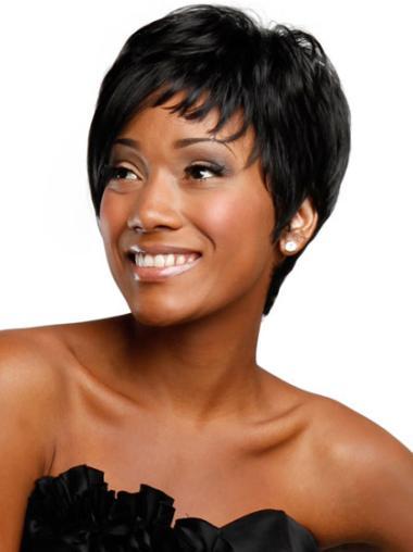 Short Style Wigs for Black Women