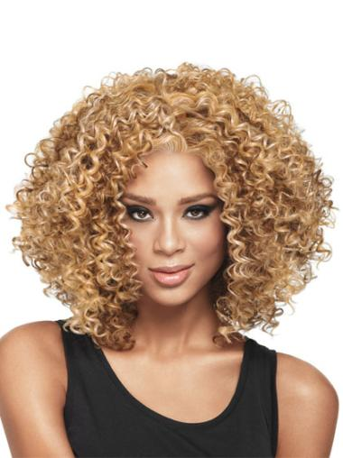 Shoulder Length African American Wigs