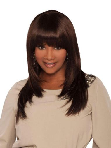Fashionable Synthetic African American Wigs