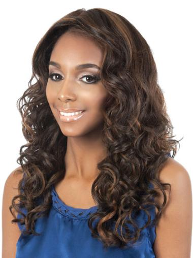 Long Discount Synthetic African American Wigs