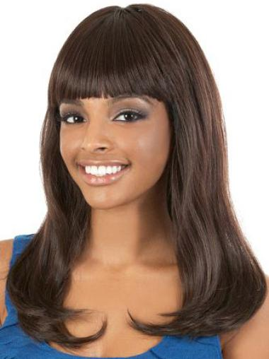 Fashion Synthetic African American Wigs