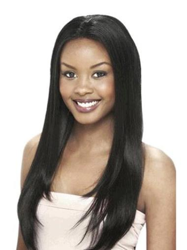 Fabulous Lace Front Indian Remy Hair African American Wigs