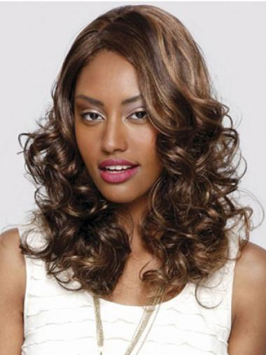 Lace Front Synthetic African American Wigs
