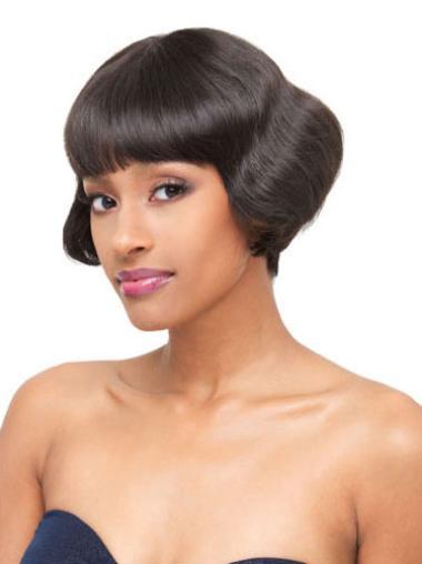 Short Hair Wigs for Black Women