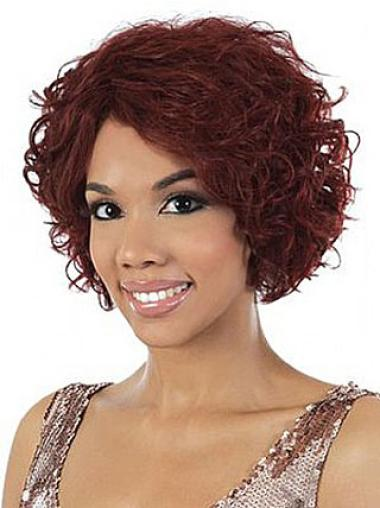 Beautiful Brazilian Remy Hair African American Wigs