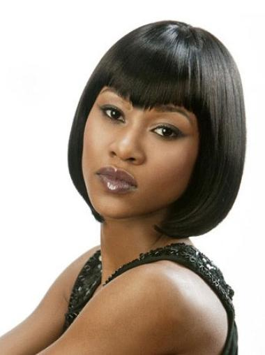 Short Wigs for African Americans