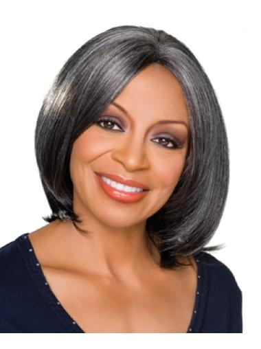 Short Lace Front Synthetic Wigs for Black Women