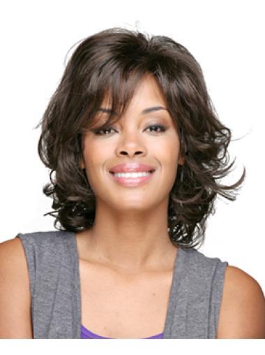 Medium Brown Wigs for Black Women