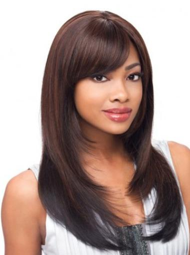 Suitable Long Lace Front Synthetic Wigs
