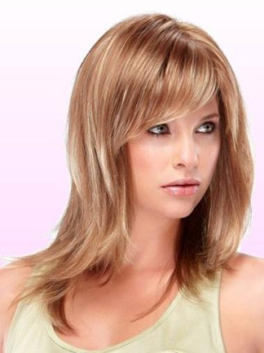 Discount Straight Synthetic Wigs