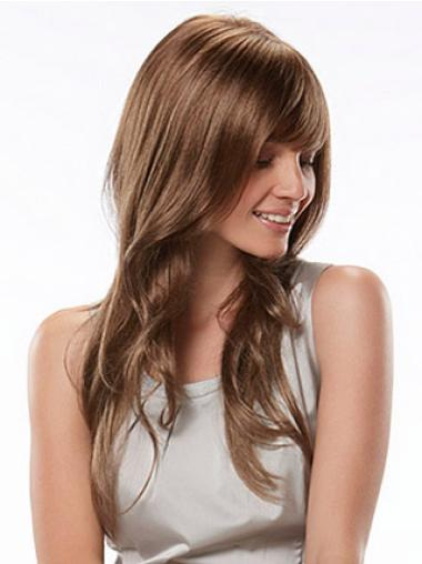 Good Long Blonde Wavy Synthetic Wigs