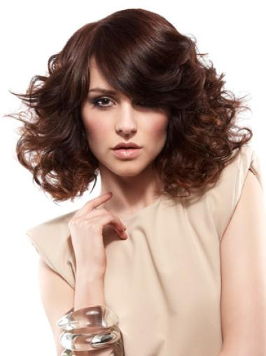 Online Curly Lace Front Synthetic Wigs