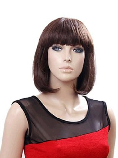 Graceful Synthetic Wigs