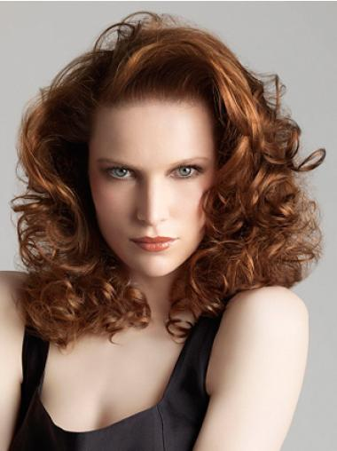 Online Curly 100% Hand-tied Synthetic Wigs