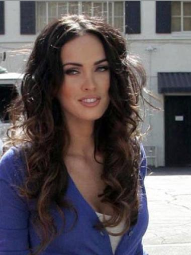 Style Long Human Hair Hand-tied Wigs