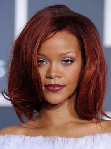 Rihanna Red Wig