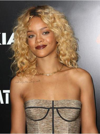 Rihanna Style Lace Front Wig