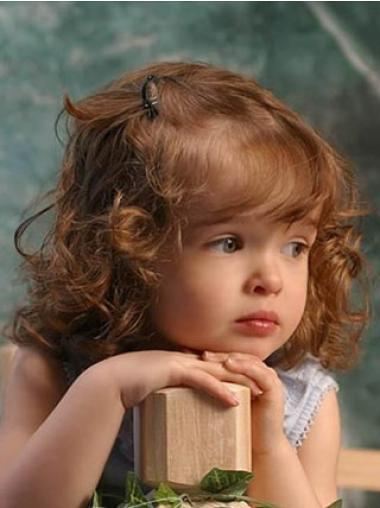Real Hair Wigs for Kids