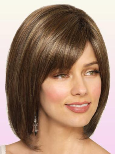 Cheap Short Synthetic Lace Front Wigs