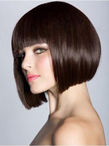 Straight Synthetic Bob Wigs