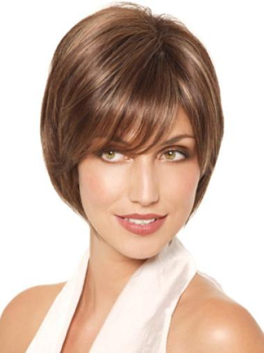 Lace Front Monofilament Wigs
