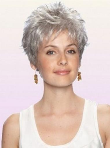 Fashion Wavy Synthetic Short Wigs