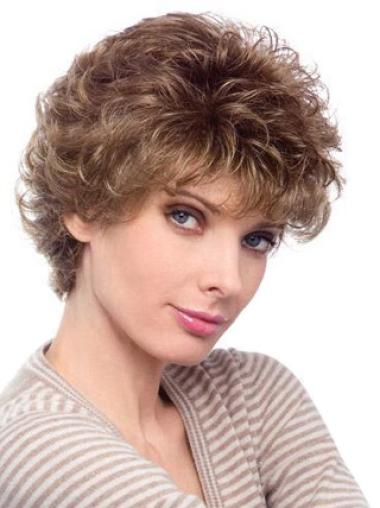 Short Wigs for Older Women