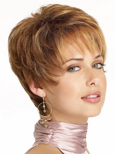 Classy Short Lace Front Wigs